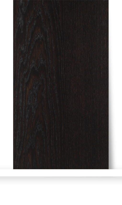 Ebonyandco - Continental Oak - Espresso Brown Satin Poly