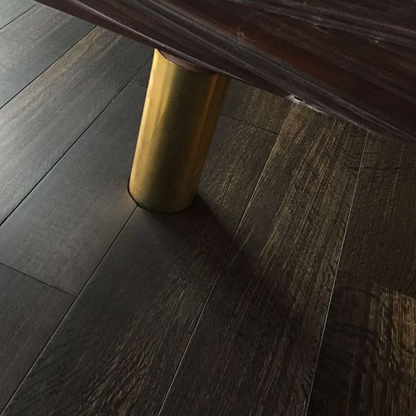 Ebony and Co Project - Bog Oak Floor