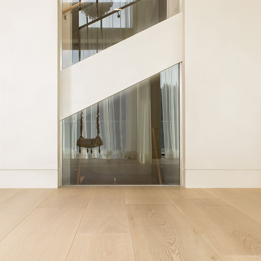 Ebony and Co Project - American White Oak Pure Ultramatt Poly - Handcrafted Hardwood Floors