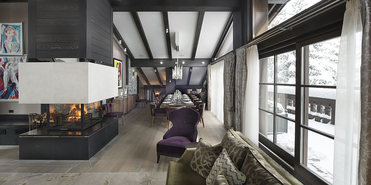 Ebony and Co project Chalet Le Coquelicot American White Oak Faded Silvergrey